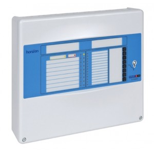Morley Horizon 4 Zone Conventional Fire Alarm Control Panel