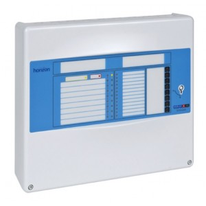 Morley Horizon 8 Zone Conventional Fire Alarm Control Panel