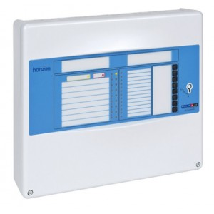 Morley Horizon 2 Zone Conventional Fire Alarm Control Panel