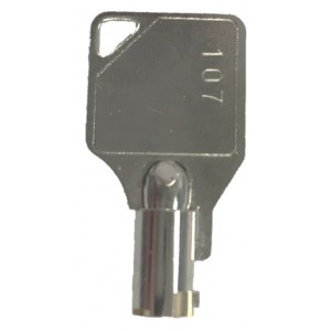 Haes KEY107 Spare Key for 'Activate Controls' Key Switch (set of 2)