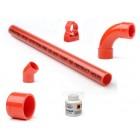 Kidde Airsense Stratos Sample Pipe Kit (100m) 9-10972