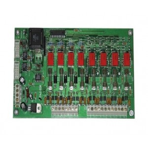 4 Plus 4 Bell Monitor Board 159-0069