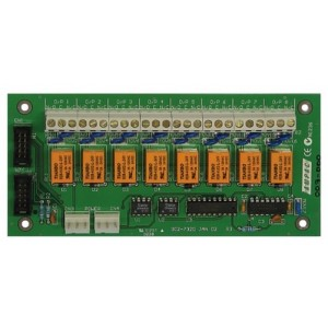 8 Way Serial Relay Output Board 159-0072