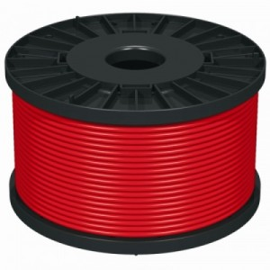 100m 2 Core Fire Cable