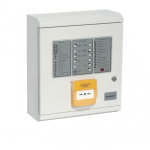 Prescient 3 2 Zone Single Area Gas Extinguishing Control Panel 2605702
