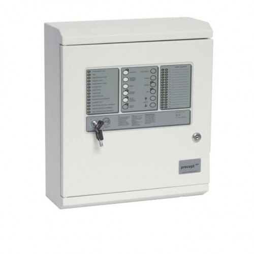 precept en 4 zone conventional control panel 2605101 rh acornfiresecurity com shield fire alarm control panel manual infinity 8 fire alarm control panel manual