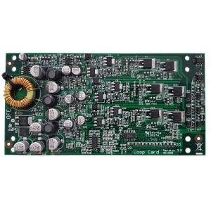Global Fire 3-LC Junior-Net 3 Loop Card