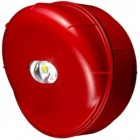 Protec 3000/VAD/W/RED Red Wall Visual Alarm Device