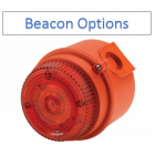 Cranford Controls IS-MB1-R Intrinsically Safe Minialite Beacon (Red Body)