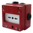 Cranford Controls BeX Break Glass Call Point 470 Ohm No Resistor