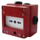 Cranford Controls IS-CP4B-BG-ST Intrinsically Safe Break Glass Call Point