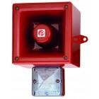 Cranford Controls AL112NXDC024R/R Industrial Sounder Baecon 119dBa 24Vdc IP66