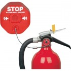 STI 6200 Fire Extinguisher Theft Stopped