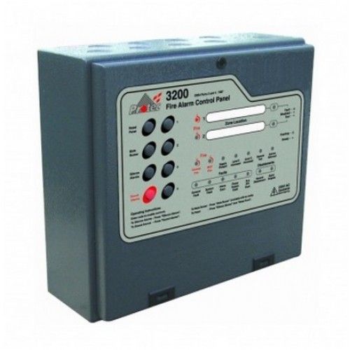 protec 3202 conventional fire alarm control panel 2 zone rh acornfiresecurity com Owner's Manual Instruction Manual