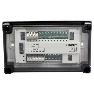 Global Fire 4 Input Addressable Module