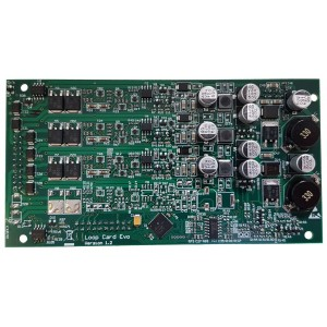 Global Fire 4-LC-EVOLUTION 4 Loop Evolution Card