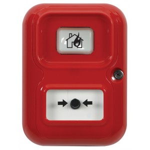 STI AP-4-R-A/CN Wireless Red Alert Point Lite with Beacon (404-002)