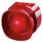 Apollo Multi-Tone Red Open-Area Sounder Visual Indicator without Isolator (55000-291APO)