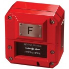 Apollo XP95 Intrinsically Safe Red Manual Call Point MEDC Style (55000-961APO)