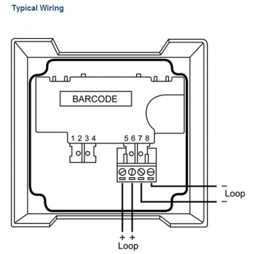 6000 MCP WP 2 500x500 kac call point wiring diagram diagram wiring diagrams for diy kac call point wiring diagram at bayanpartner.co