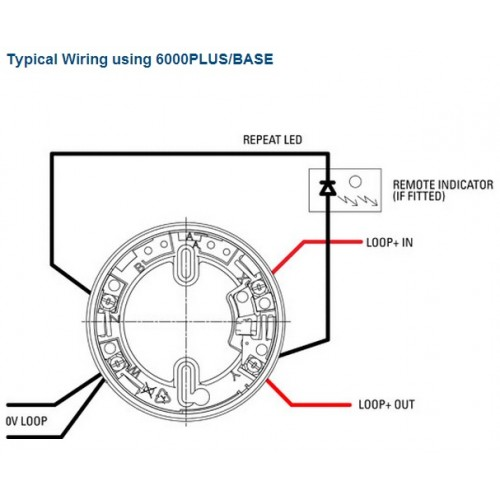 Simplex Fire Alarm Sounder With Flasher Wiring Diagram Diagram