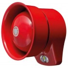 Protec 6000/TSR/VAD Red High-Output Talking Sounder with VAD