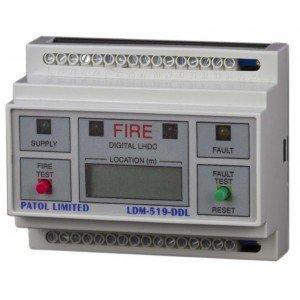 Patol Digital LDM-519-DDL LHDC Monitor and Distance Locator 2km (SIL 2 Certified)