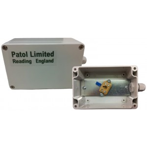 Patol Digital EOL Termination Box to Suit DDL in Polycarbonate Finish