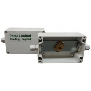 Patol Analogue / Digital Polycarbonate Junction Box Interposing Cable to LHDC