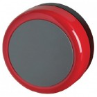 Morley 74432-88NM Conventional Red Fire Bell 24 Vdc