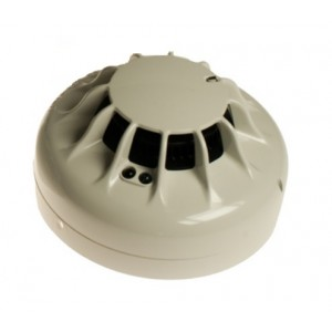 Tyco 830PH Dual Smoke & Heat Detector Minerva MX