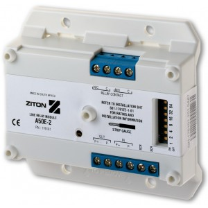 Ziton A50E-2 Addressable Line Relay Module