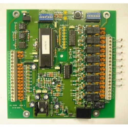 A1536 8 Way Conventional Alarm Circuit Board