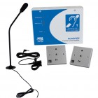 C-Tec PDA200E AKL1 Hearing Loop Kit for Lecture Rooms (200m2)