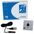 C-Tec PDA200E AKM3 Hearing Loop Kit for Professional Meeting / Seminar Room (200m2)