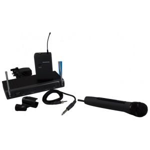 C-Tec AMR/HA Handheld Radio Microphone Kit