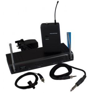 C-Tec AMR/LA Lavalier Radio Microphone Kit