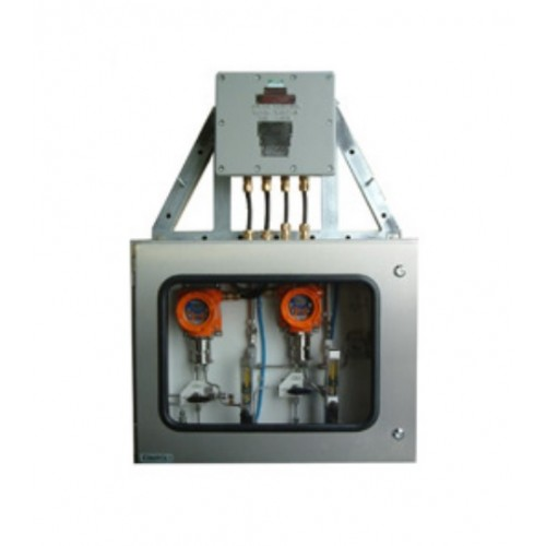 Air Sampling System : Crowcon air aspirated sample system