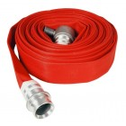 Type 2 Hose with Coupling – 18.3m x 64mm