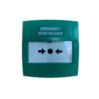 C-Tec BF370G KAC Green 'Door Release' Surface Call Point