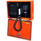 Baldwin Boxall Eight Zone Emergency Fire Microphone BFM408