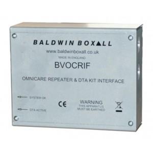 Baldwin Boxall Omnicare Repeater Unit BVOCRIF