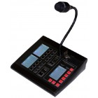 Baldwin Boxall 8 Zone Desktop Microphone Controller BVRD8
