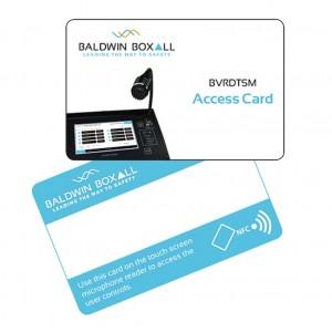Baldwin Boxall Near Field Communication Card BVRDNFC