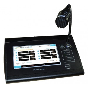 Baldwin Boxall Touch Screen Microphone BVRDTSM