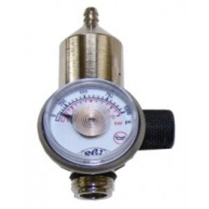 Crowcon C03288 Reactive Gas Fixed Flow Regulator with On / Off Switch (0.5 LPM)