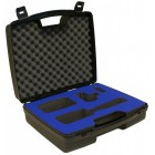 Crowcon Tetra 3 C03363 Hard-Shell Carry Case