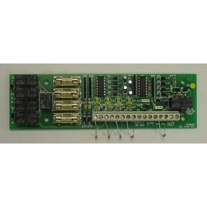 C1437 4 Way Conventional Common Alarm Expansion Board