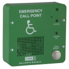 Baldwin Boxall CARE2 Type B Green Disabled Refuge Remote C2RRG