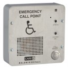 Baldwin Boxall CARE2 Type B Stainless-Steel Disabled Refuge Remote C2RRS
